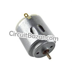 Cylindrical DC Motor High Speed Micro DC 3V 6V Motor Mini Micro Electronic Motor for DIY Toys