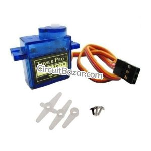 Servo 9g mini for Arduino Airplane Cars and other