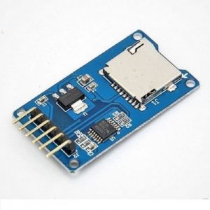 SPI Mciro SD TF Memory Card  Shield Module