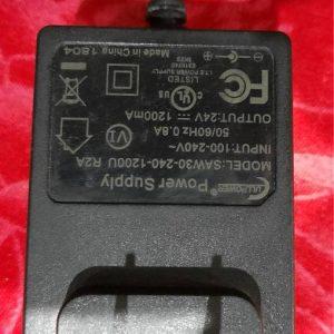 24v 1200mA DC Socket Adapter