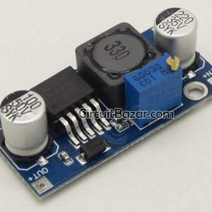 XL6009 DC DC Voltage Converter Adjustable Step Up Boost Power Converter Module