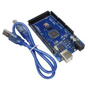 Arduino Mega 2560 R3 ATmega2560 CH340G AVR Board USB Cable Compatible Development Board