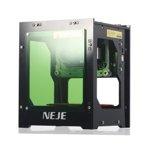 METERK DK-BL 1500mW Professional DIY Desktop Mini CNC Laser Engraver Cutter Engraving Wood Cutting Machine Router