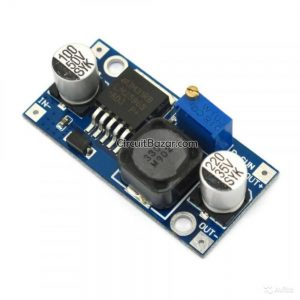 LM2596 Voltage regulator DC-DC step-down Power Supply module adjustable DC DC step down Voltage Regulator