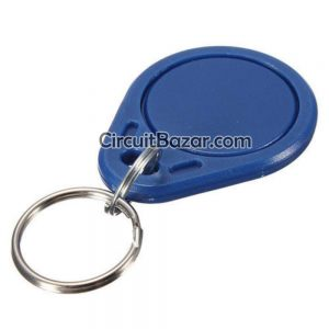 RFID Keychain Tag 13,56 MHz for RC522 Module and for Other Module