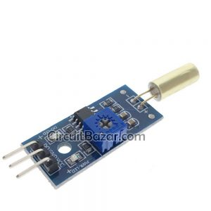Vibration Sensor Module Vibration Switch Alarm Module for arduino Diy Kit in Pakistan