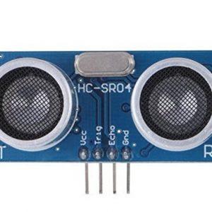 HC-SR04 Arduino Ultrasonic Distance Sensor