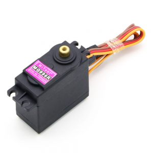 360 degree MG996R Servo Metal Gear motor for RC Helicopter, Car, CNC, Boat