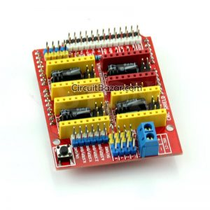Original Arduino CNC shield v3 A4988 DRV8825 Driver Expansion Board In Pakistan