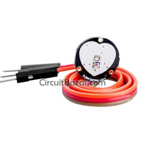 Pulse Sensor Pulse Heart Rate Sensor Arduino Heartbeat Sensor