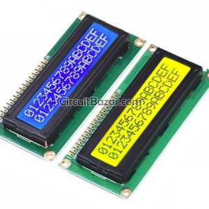 1602 LCD 16×2 Character LCD Arduino Display For Arduino