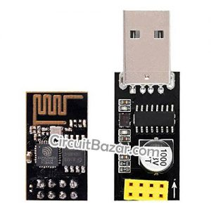 USB To ESP8266 Serial Adapter Widreless WIFI Develoment Board Transfer Module