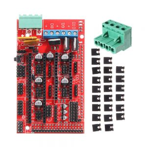 3D Printer Controller Board RAMPS 1.4 for Arduino Mega Shield RepRap