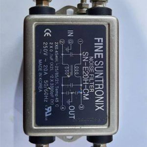 EMI Noise Filter 250v 20A