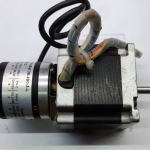 Nema23 Stepper Motor with Feedback Encoder Closed Loop in Pakistan