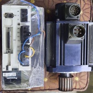 Panasonic Servo Motor A5 2KW With Cables in Pakistan