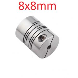 8x8mm Flexible Coupling
